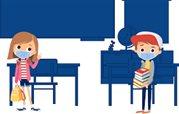 Έκτακτα μέτρα από σήμερα Δευτέρα 27/9 σε Σχολεία και πάσης φύσεως εκπαιδευτικές δομές