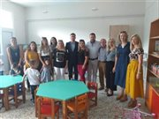 Άνοιξε μετά από 8 χρόνια το νηπιαγωγείο στα Καλύβια Ελασσόνας