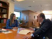 Συνάντηση Ζαχαράκη - Λαζαρίδη: Μέχρι το τέλος Σεπτεμβρίου θα καλυφθούν τα περισσότερα κενά