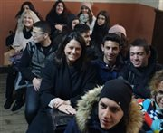 Κεραμέως: Στα έδρανα της Χάλκης μαζί με μαθητές (pics)
